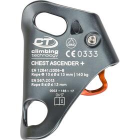 Climbing Technology Chest + Stijgklem, grey